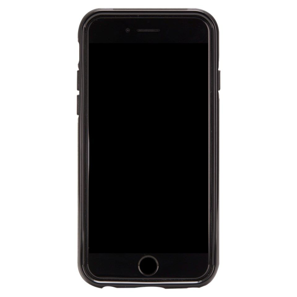 Richmond & Finch Freedom Case Mobildeksel for iPhone 6, 7 og 8 Plus Black Out