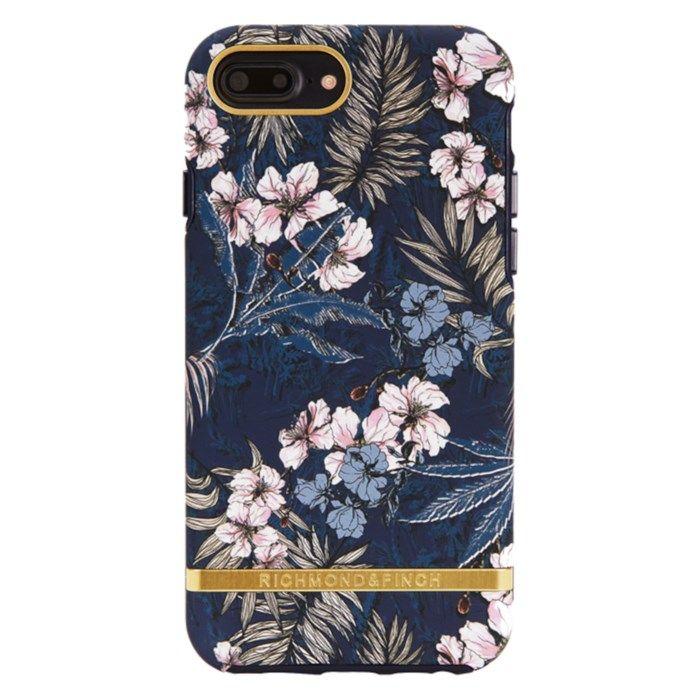 Richmond & Finch Freedom Case Mobilskal för iPhone 6, 7 och 8 Plus Floral Jungle