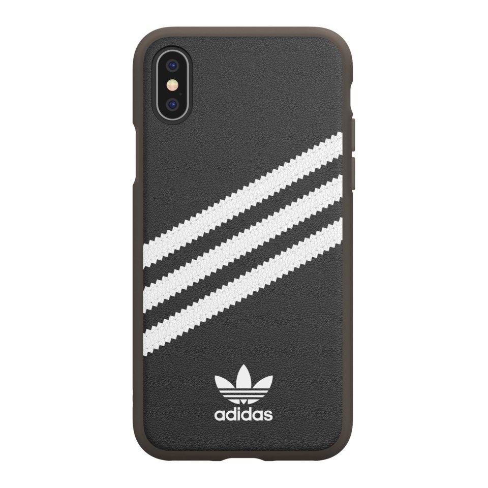 Adidas Mobildeksel for iPhone X og Xs Samba SvartHvit