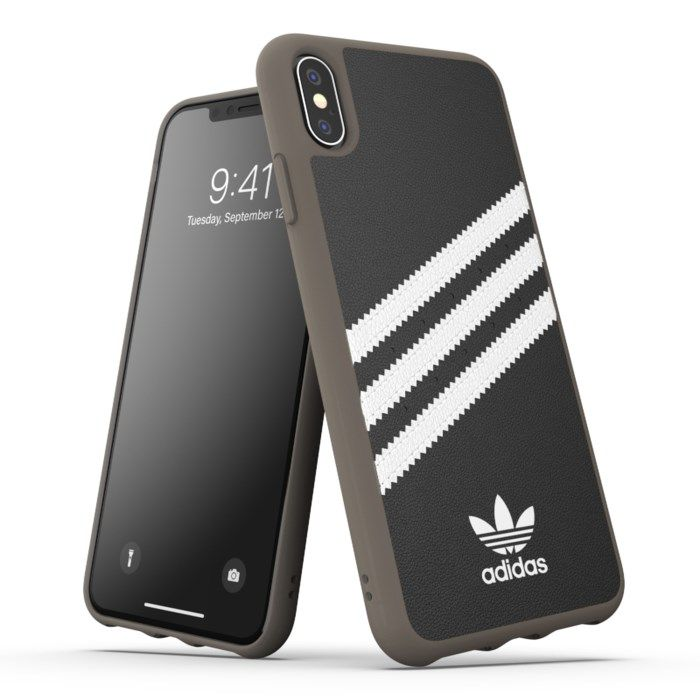 Adidas Mobilskal för iPhone Xs Max Gazelle Burgundy
