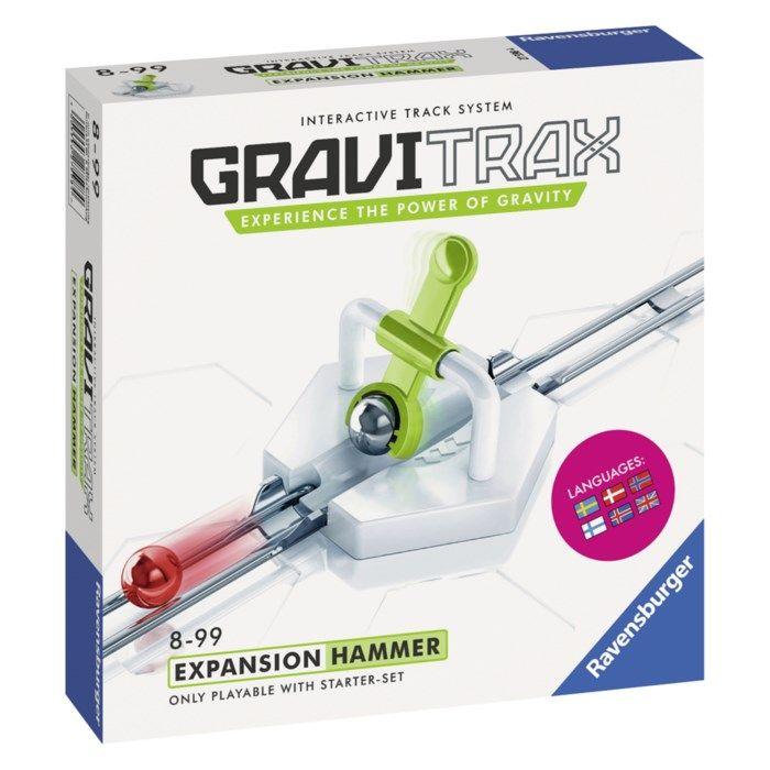 GraviTrax Hammer modul till kulbanesystem