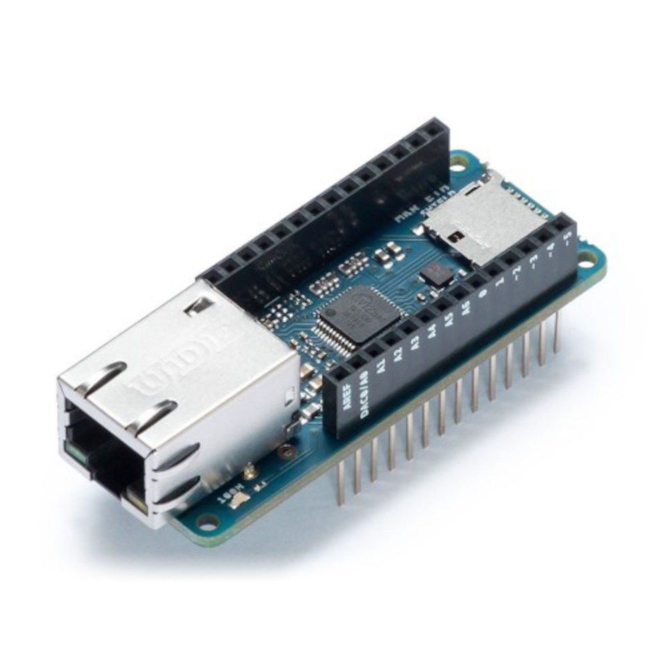 Arduino MKR ethernet shield