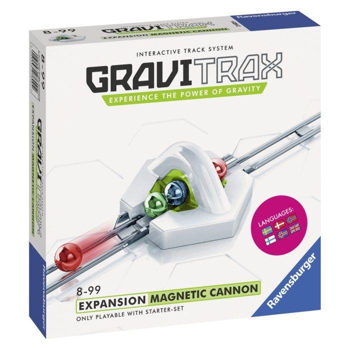 GraviTrax Magnetic Cannon modul till kulbanesystem