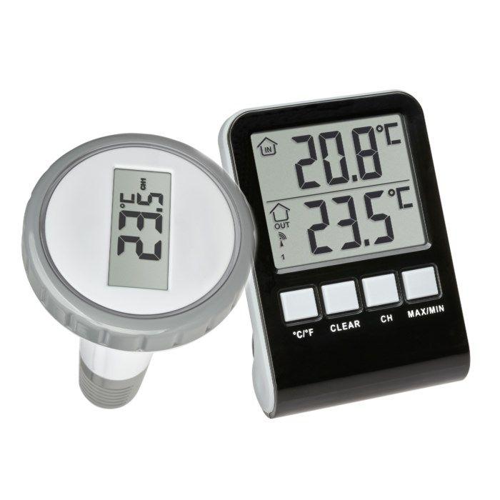 TFA Palma Trådlös pooltermometer