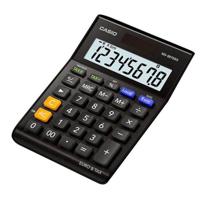 Casio MS-88TER II Miniräknare