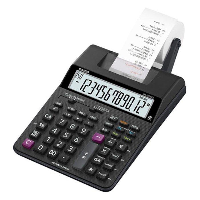 Casio HR-150RCE Remsräknare