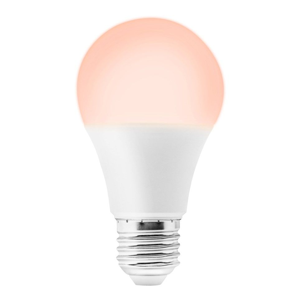 Cleverio Smart E27 RGB LED-pære 806 lm