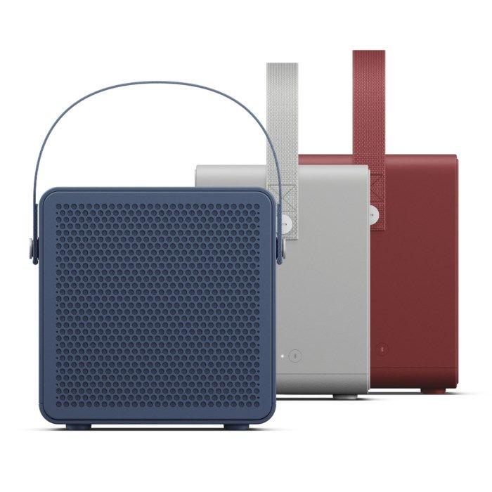 Urbanears Rålis Portabel Bluetooth-högtalare Grå