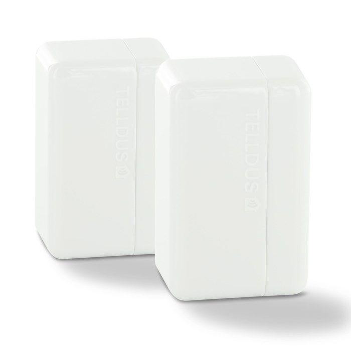 Telldus Z-wave-magnetkontakt 2-pack