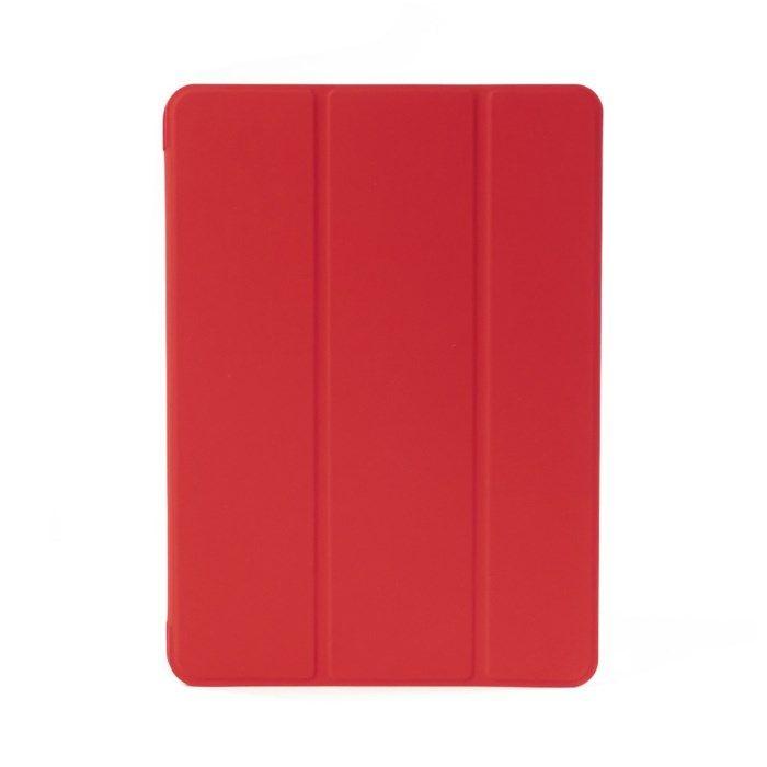 Pomologic Book Case fodral för iPad Air 2019 och iPad Pro 10,5 Röd