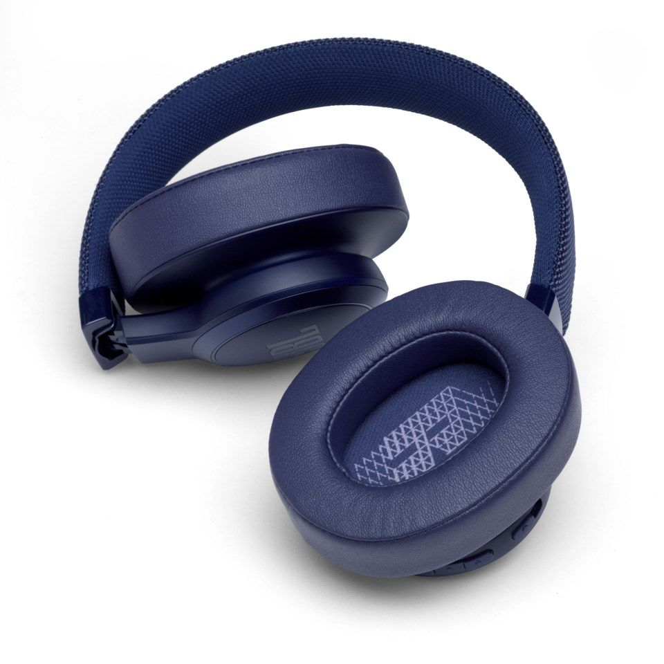 JBL Live 500BT Bluetooth-headset Blå