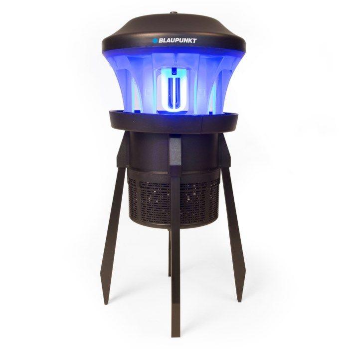 Blaupunkt Insektsfångare för utomhusbruk 7W LED 250 m²