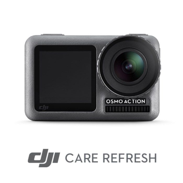 Dji Care 1 Year Refresh Skyddsplan till Osmo Action