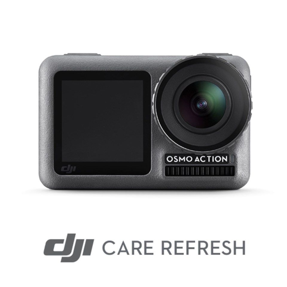 Dji Care 1 Year Refresh Beskyttelsesplan for Osmo Action