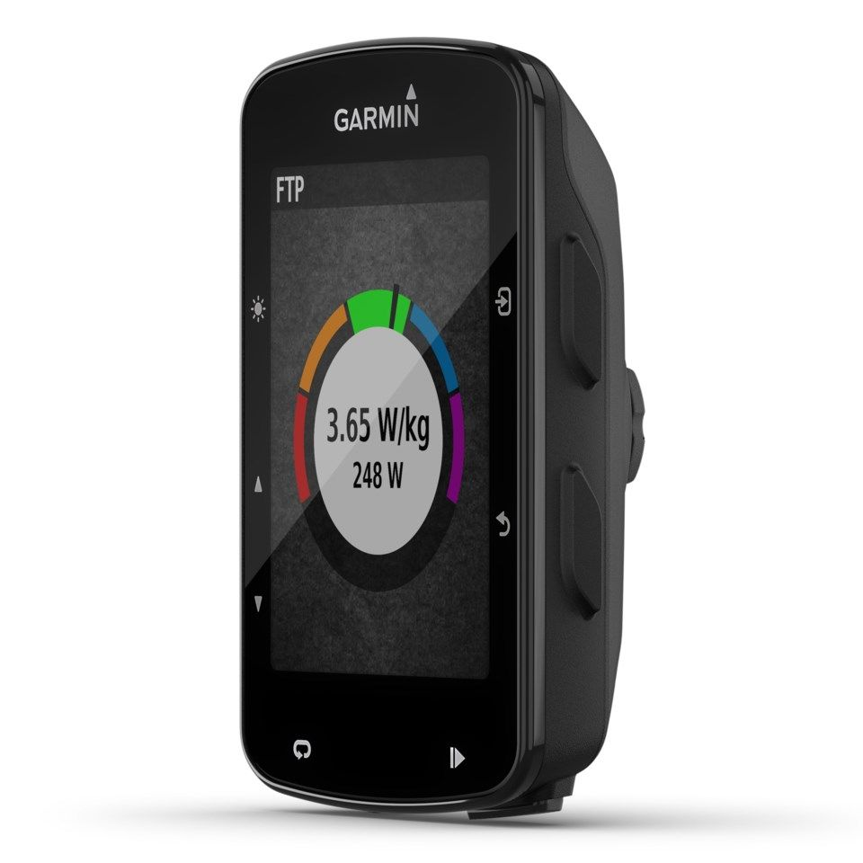 Garmin Edge 520 Plus GPS-sykkelcomputer med Bluetooth