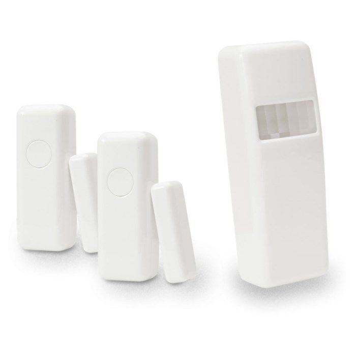 Telldus Rörelsevakt och magnetkontakter för 433 MHz-system