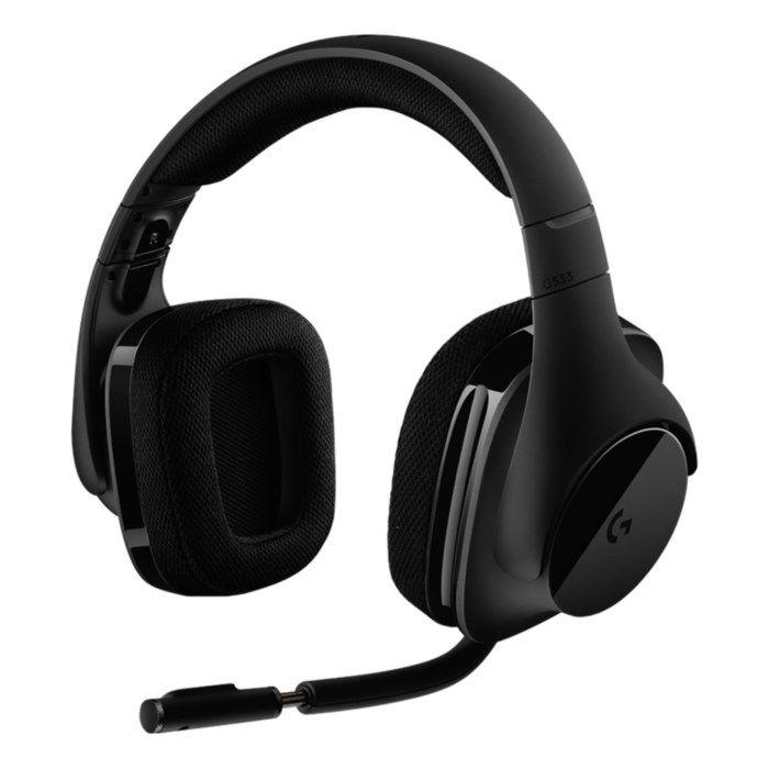 Logitech G 533 Trådlöst gaming-headset