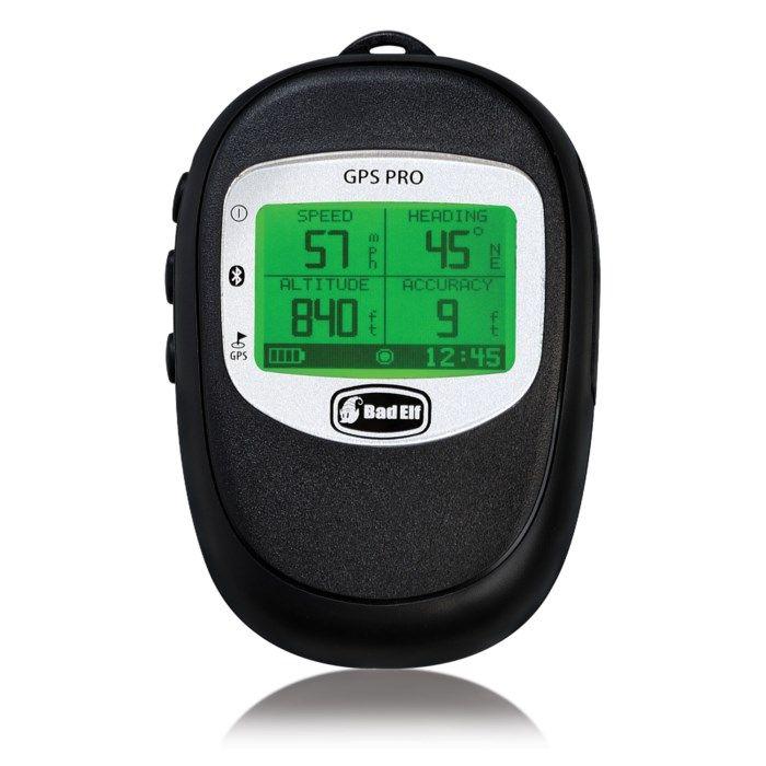 Bad Elf GPS Pro Portabel GPS-mottagare med Bluetooth
