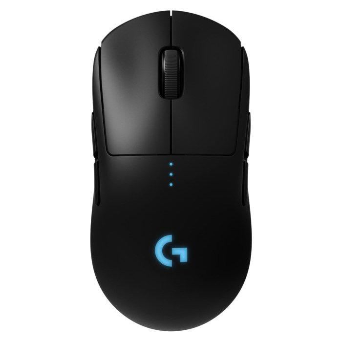 Logitech G Pro Trådlös gaming-mus för proffs