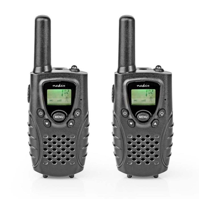 Walkie-talkie 2-pack