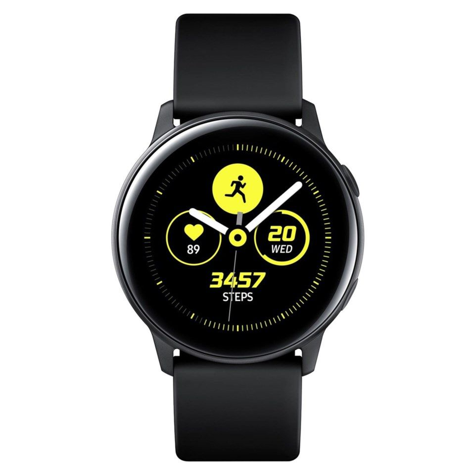 Samsung Galaxy Watch Active Smartklokke Svart