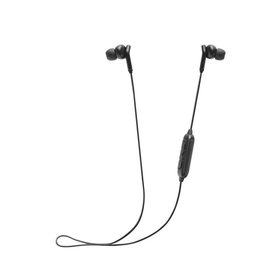 Roxcore Flow A+ Bluetooth-headset Svart