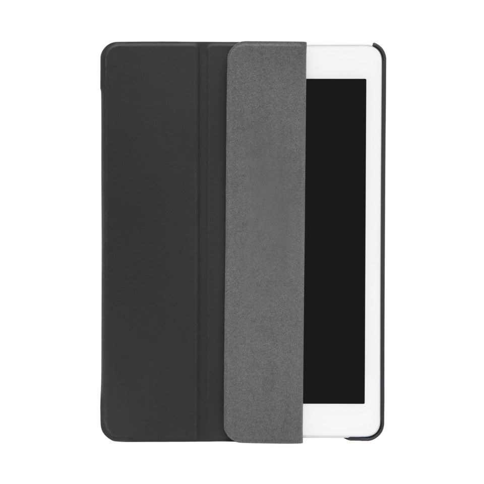 "Linocell Trifold Etui for iPad 9,7""-serien Svart"