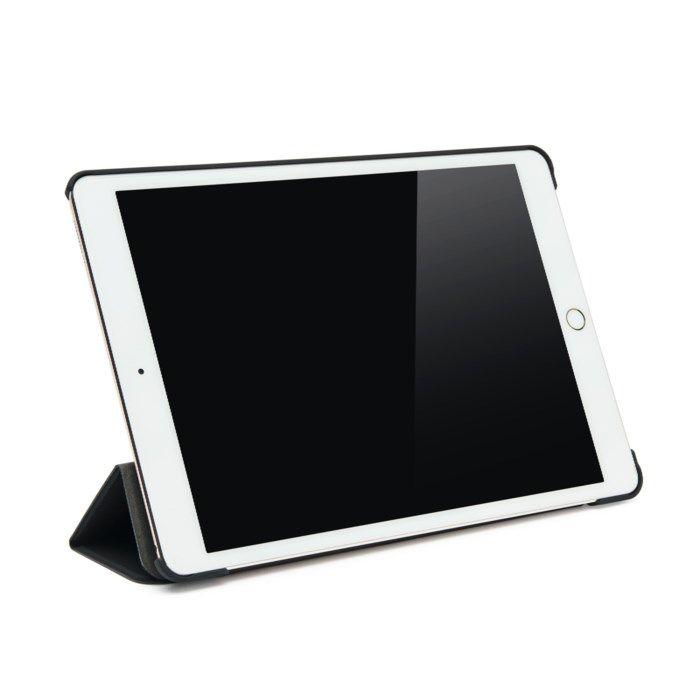 Linocell Trifold Fodral för iPad Air (2019) samt Pro 10,5 Svart