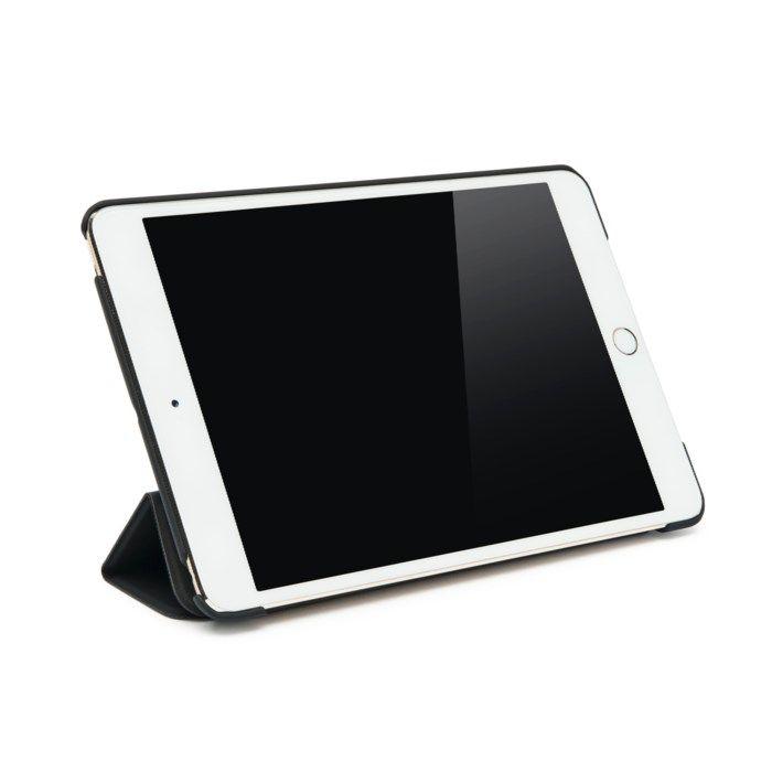 Linocell Trifold Fodral för iPad Mini 4 och 5 Svart