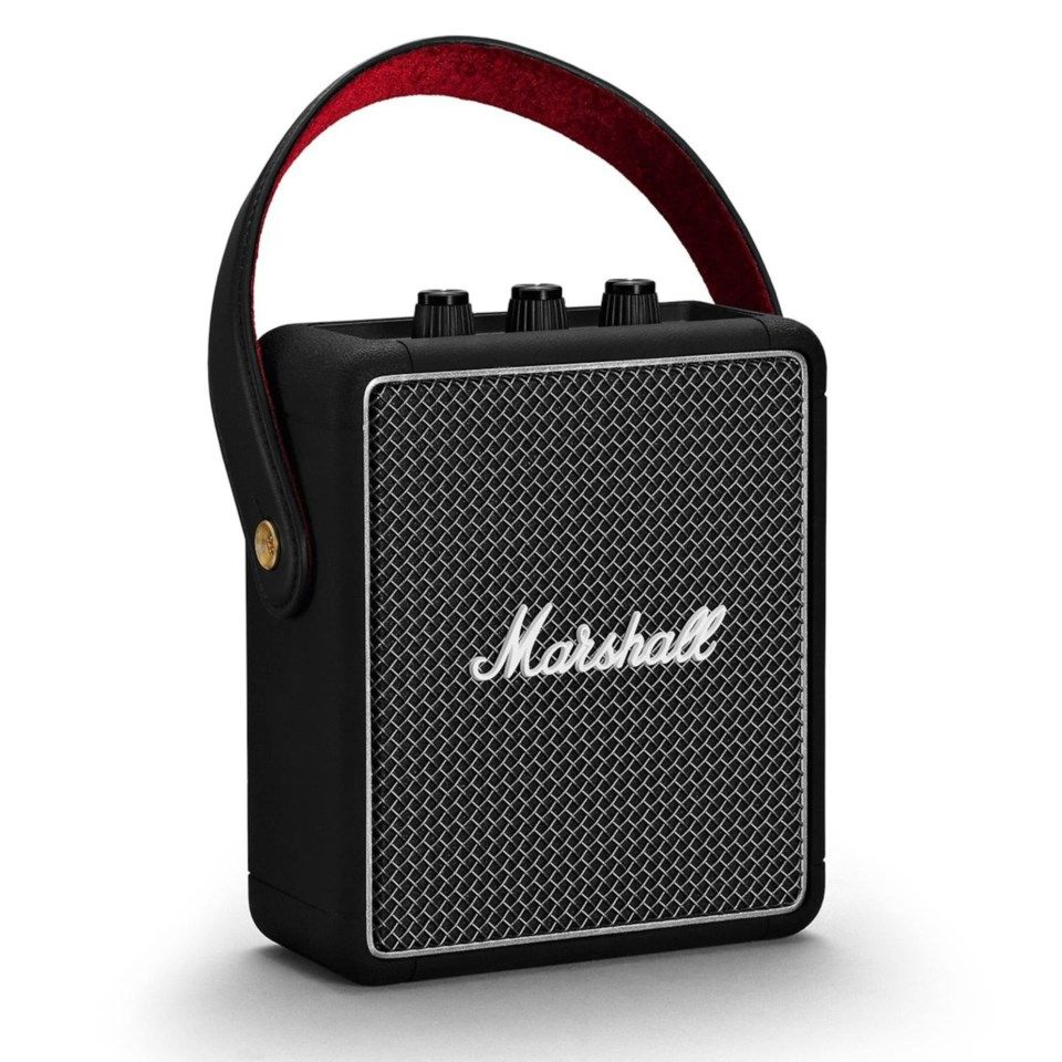 Marshall Stockwell II Portabel Bluetooth-högtalare