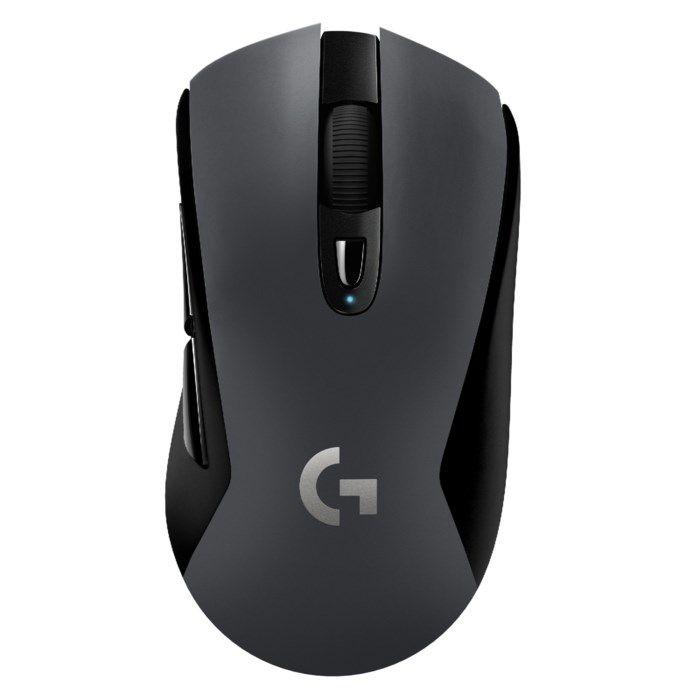 Logitech G 603 Lightspeed Trådlös gaming-mus