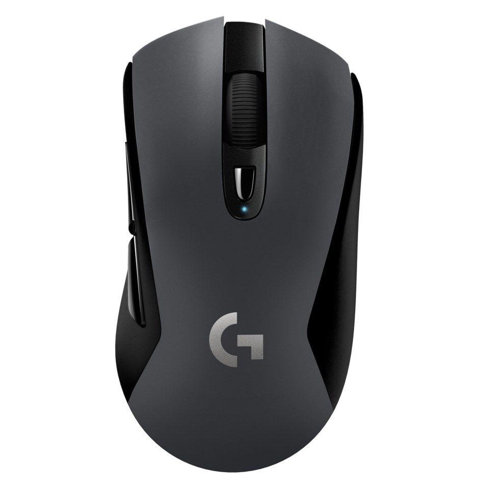 Logitech G G603 Lightspeed Trådløs gaming mus Trådløs mus