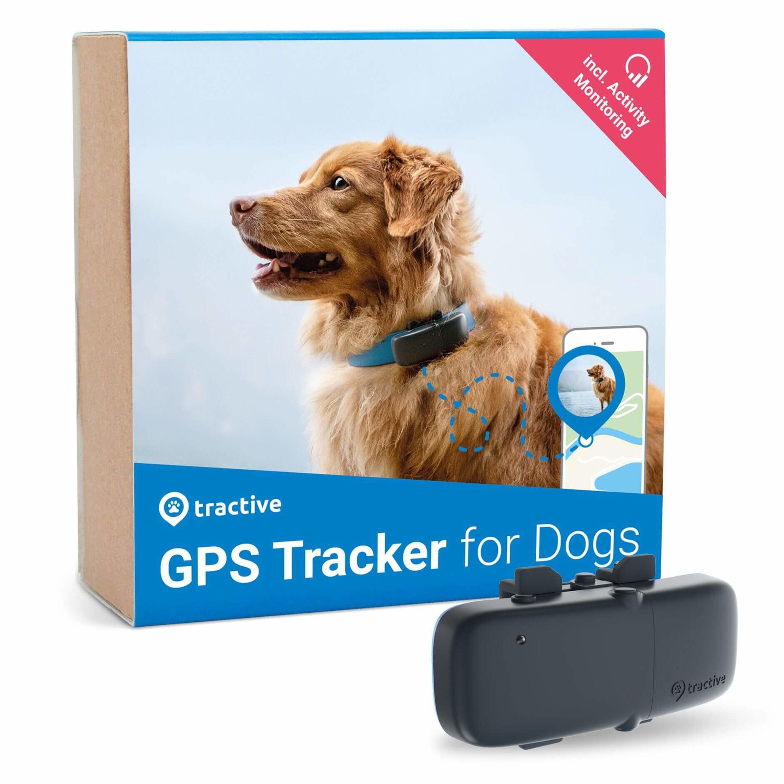 Tractive Hund GPS sporingsenhet for husdyr