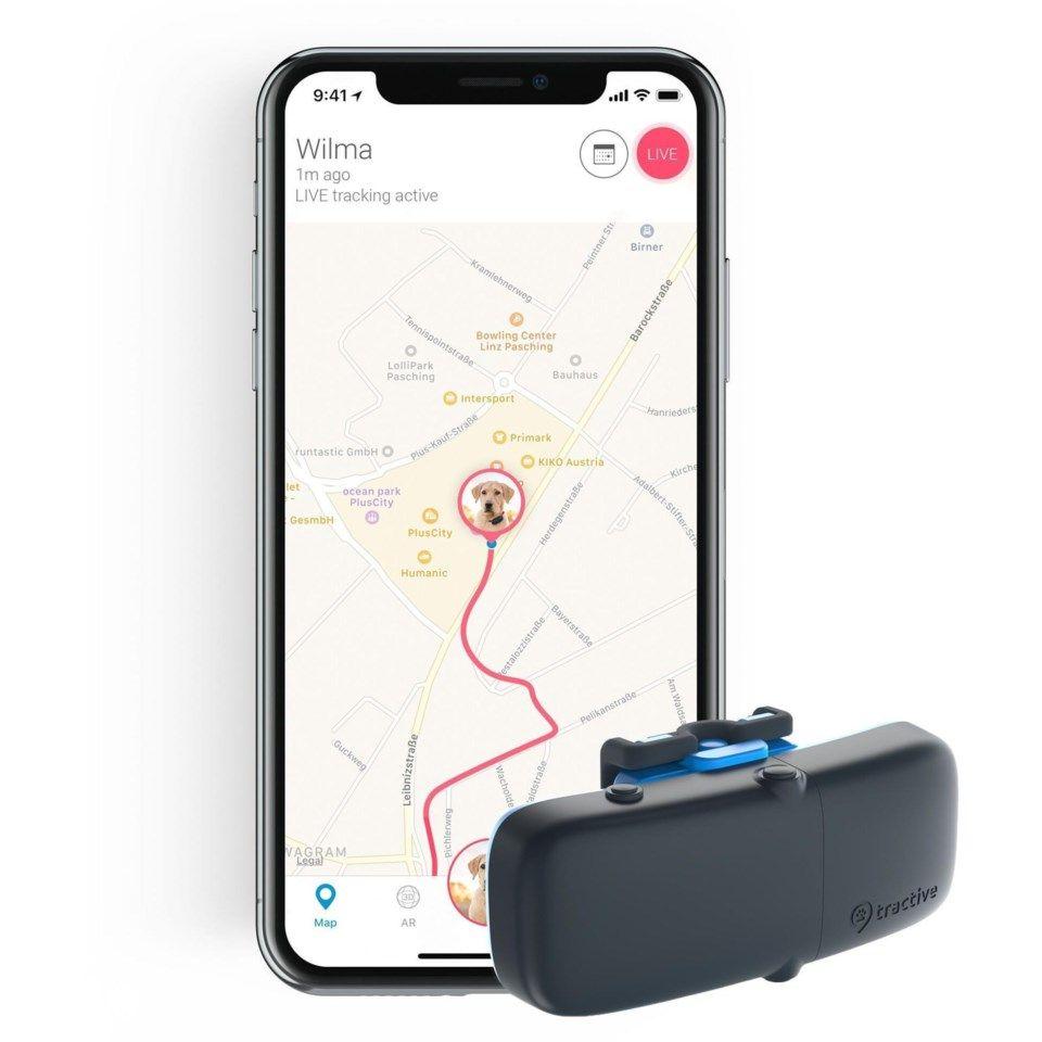 Tractive GPS tracker för hund