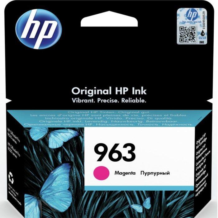 HP 963 Bläckpatron Magenta