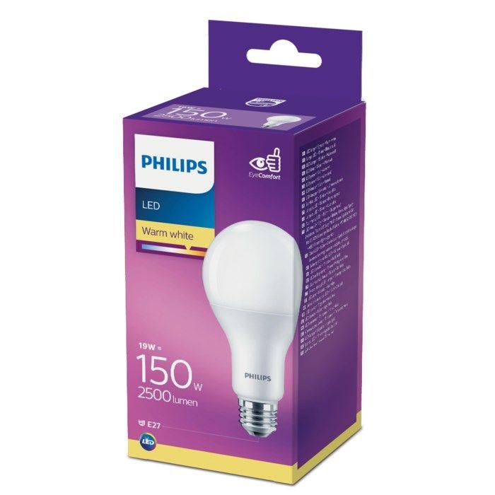 Philips Globlampa LED E27 2452 lm