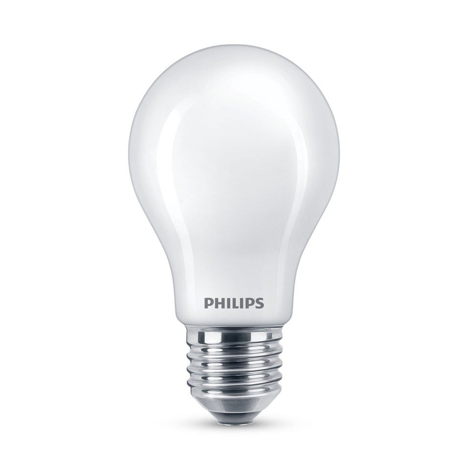 Philips Globlampa LED E27 1055 lm