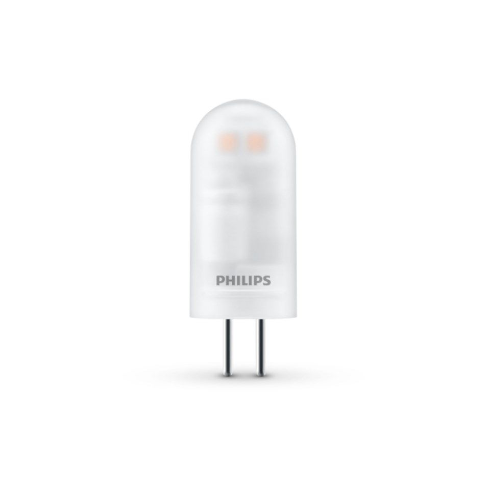 Philips LED-lampa G4 110 lm