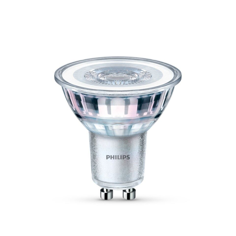 Philips LED-lampa GU10 265 lm
