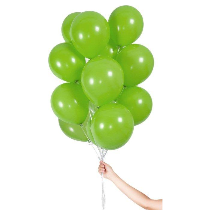 Ballonger 30-pack Limegrön