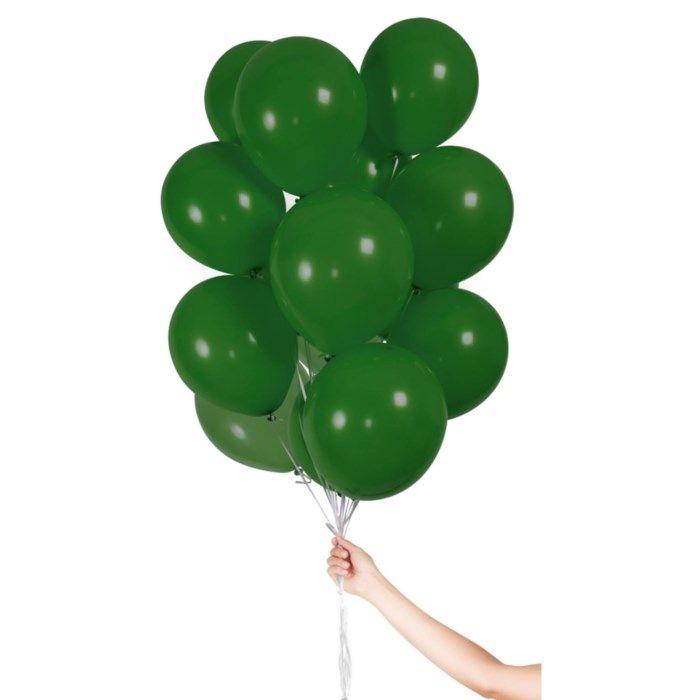 Ballonger 30-pack Grön