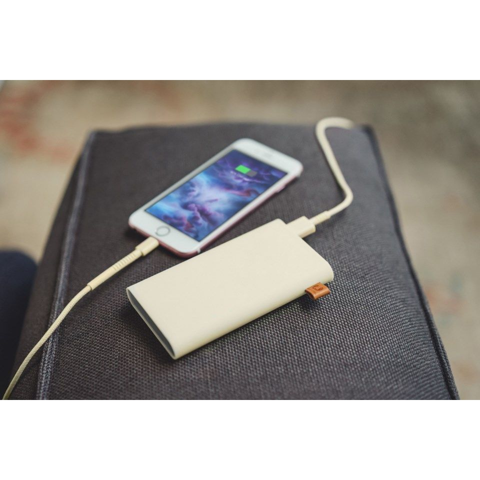 Fresh n Rebel Powerbank 6000 mAh Gul