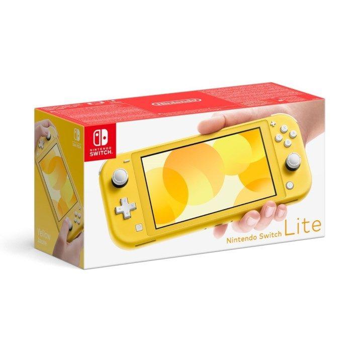 Nintendo Switch Lite Spelkonsol 5,5? Gul