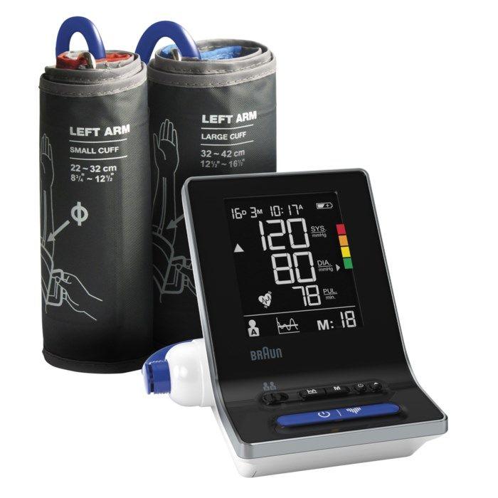Braun ExactFit 3 Blodtrycksmätare för överarm