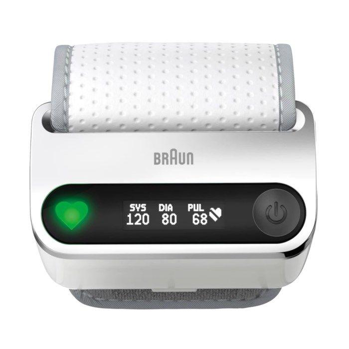Braun iCheck 7 Blodtrycksmätare för handleden