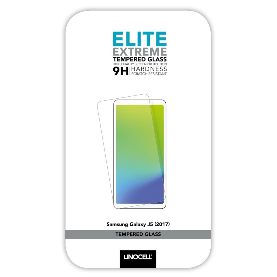Linocell Elite Extreme Skjermbeskytter for Galaxy J5 2017