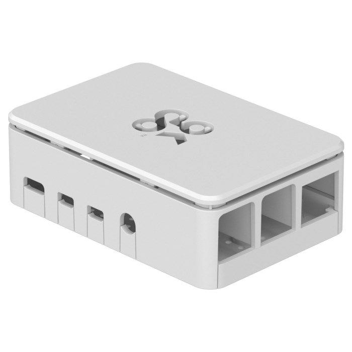 Chassi för Raspberry Pi 4 Model B Vit