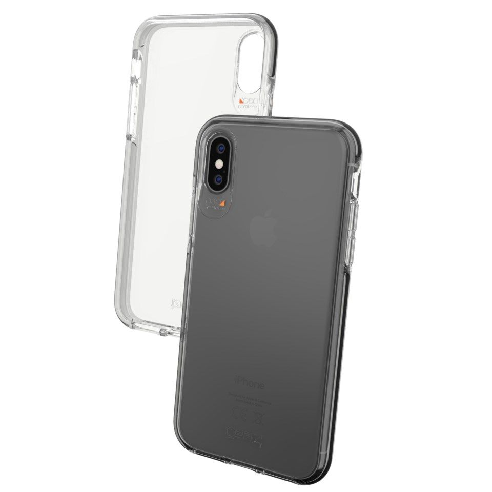 Gear4 Crystal Palace Robust mobildeksel for iPhone X og Xs