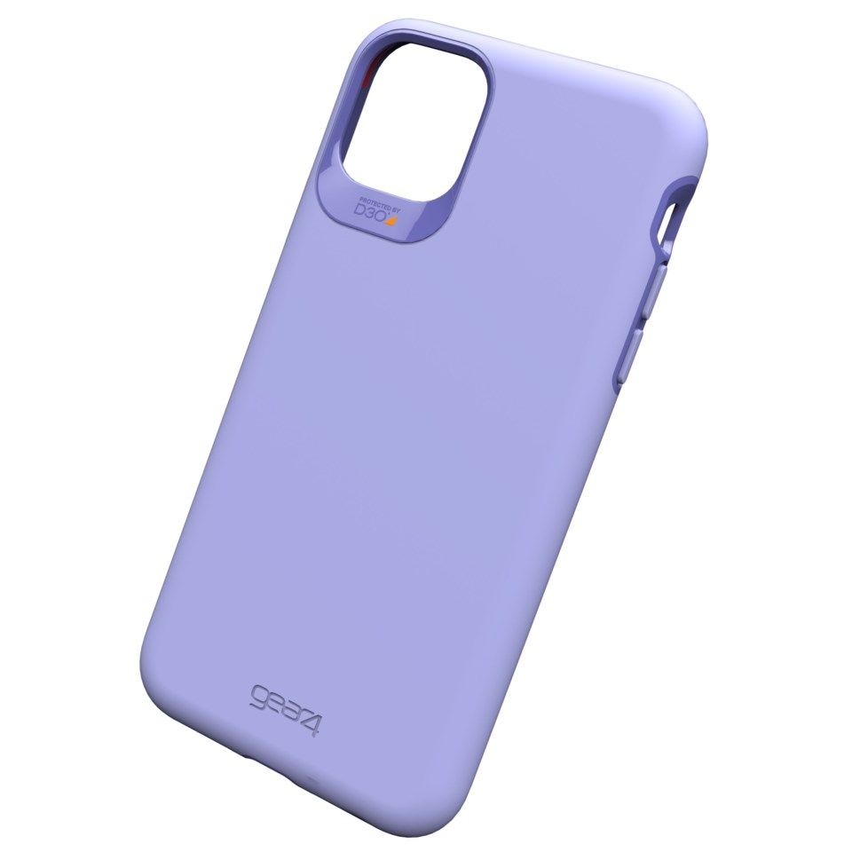 Gear4 Holborn Robustt mobildeksel for iPhone 11 Pro Max Lilla