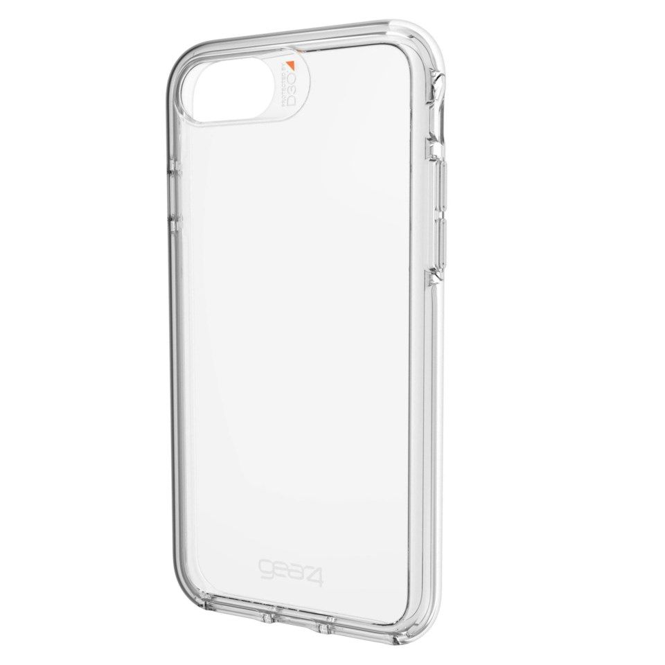 Gear4 Crystal Palace Robust mobildeksel for iPhone 7, 8 og SE